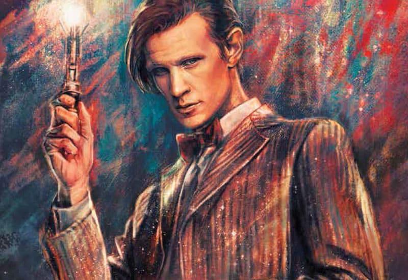 """Anteprima di """"Doctor Who – Undicesimo Dottore"""""""