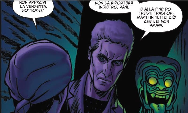 Doctor Who #4 (Morrison, Taylor, Laclaustra)