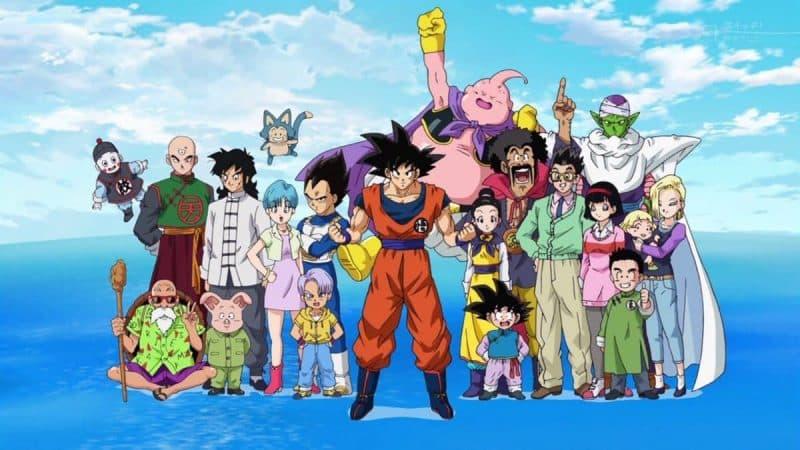 Dragon Ball Super, lo storico ritorno di Goku & co.