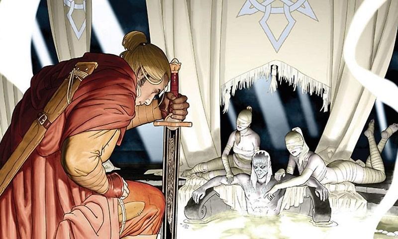 Dragonero #46 – Nel cuore dell'impero (Vietti, De Luca)