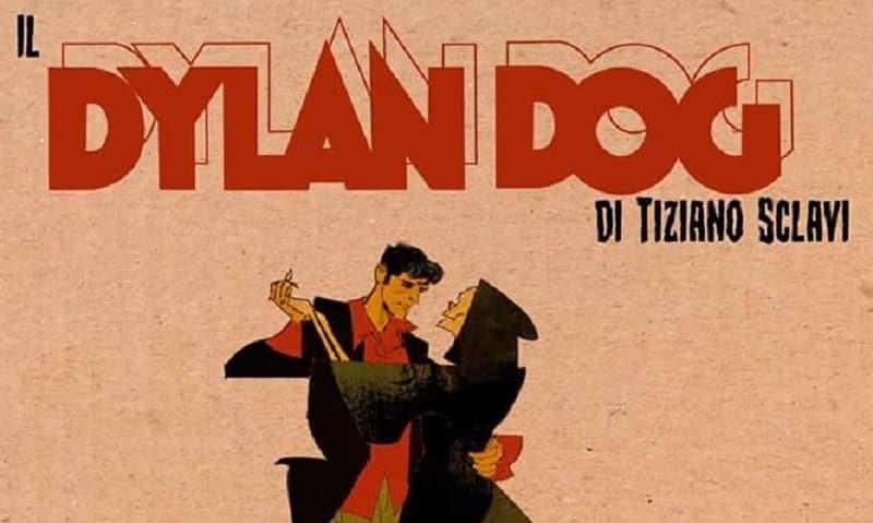 Il Dylan Dog di Tiziano Sclavi, una nuova collana a colori
