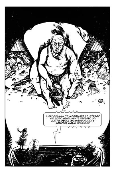 McGuffin Comics: un pretesto per fare fumetti.