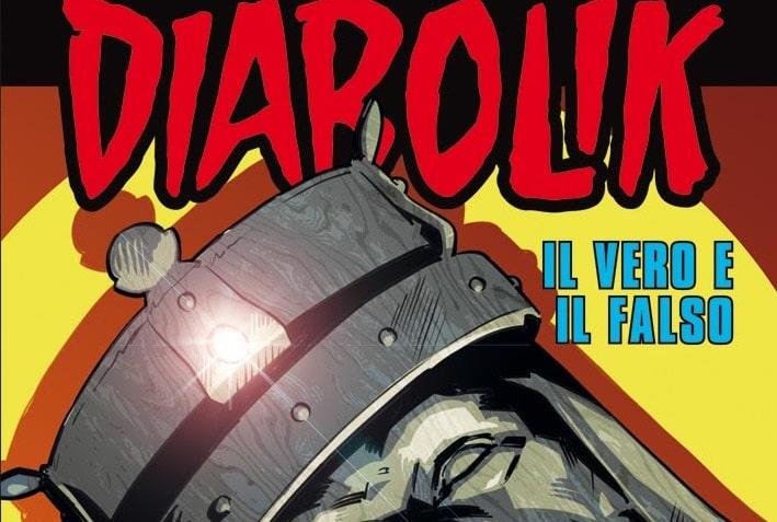 Diabolik Anno LVI #3 – Il vero e il falso (Altariva, Nunziati, Brandi)