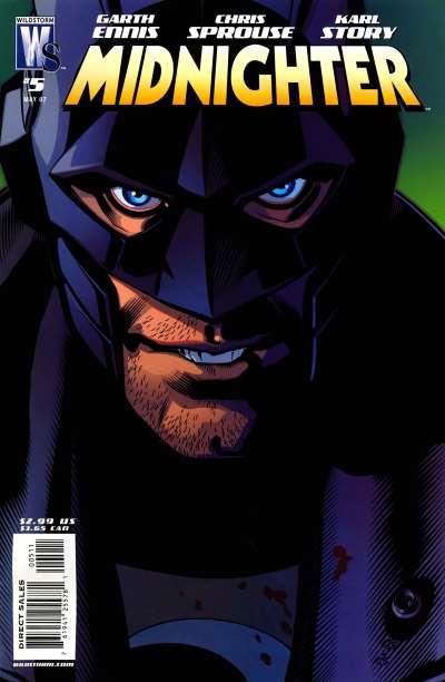 The Midnighter: la mezzanotte di Garth Ennis (seconda parte)
