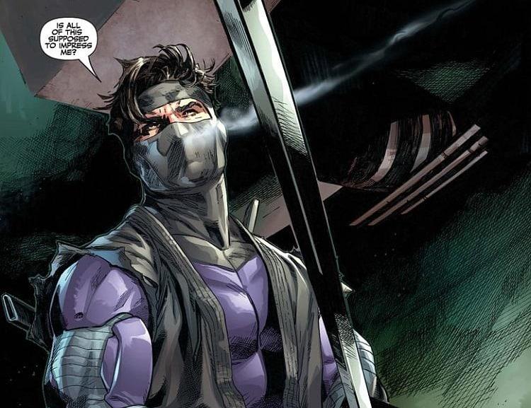 Agente Ninjak: missione Arsenale