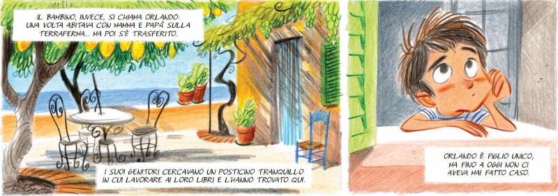 Orlando curioso: Radice, Turconi e il fumetto per l'infanzia
