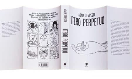 Premio Fumetto Cover Design - Itero Perpetuo 2