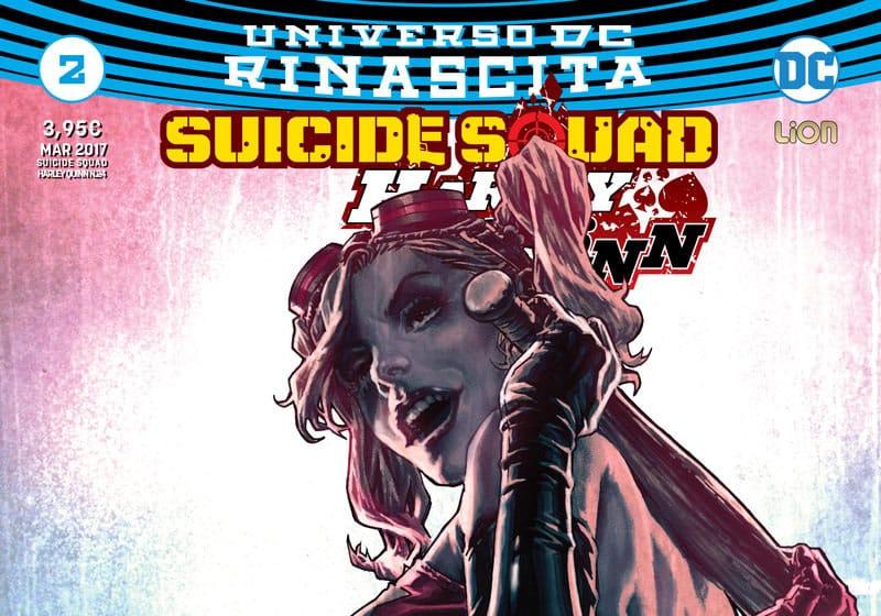 Anteprima di Suicide Squad – Harley Quinn #2