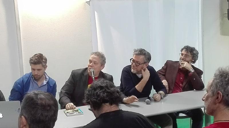 Tito Faraci ai testi della miniserie sul Cico di Zagor