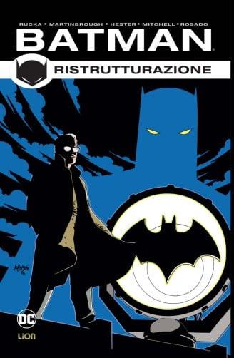 Batman: Ristrutturazione (Rucka, AA.VV.)_BreVisioni