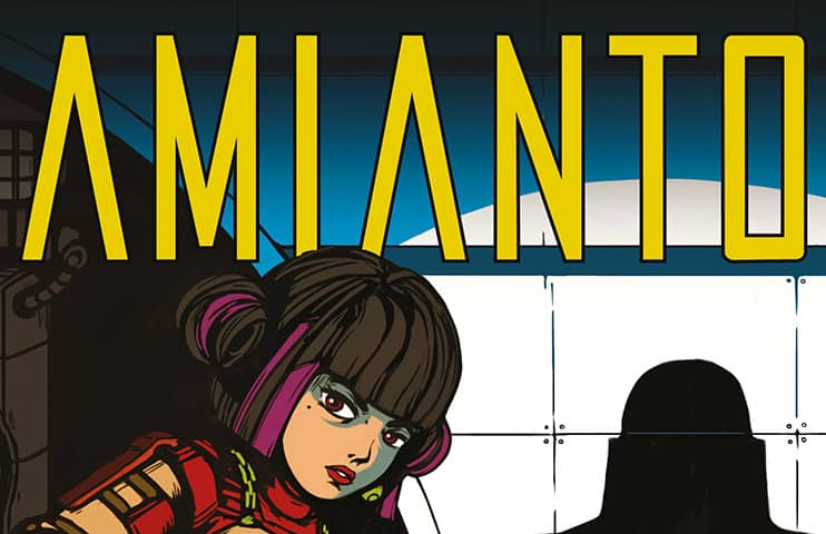 Amianto #1, la rivista dell'omonima autoproduzione toscana