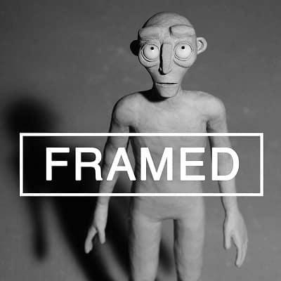 Nel noir Framed la stop-motion indaga su sé stessa.