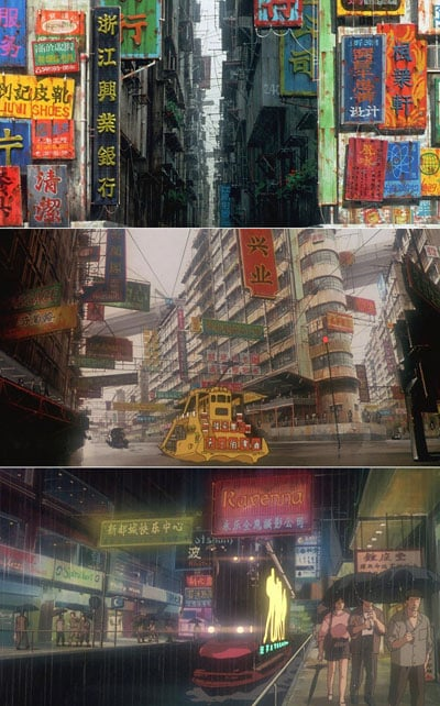 Ghost in the Shell: impressioni ottiche e bambole umane