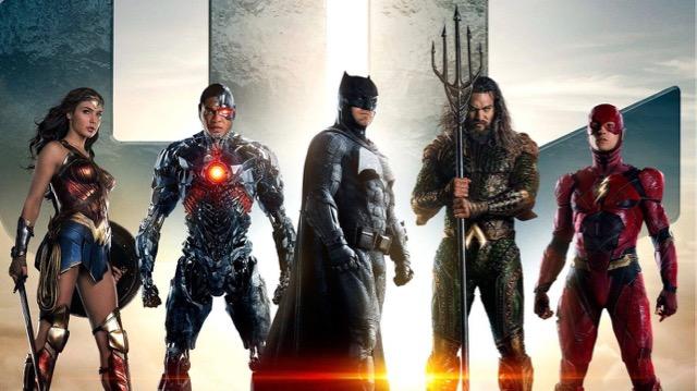 L'emozionante trailer di Justice League
