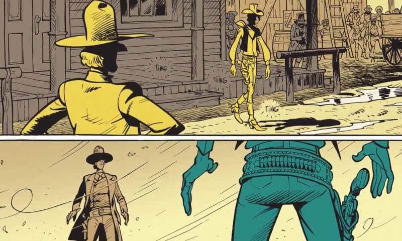 Lucky Luke: morte e rinascita di una leggenda