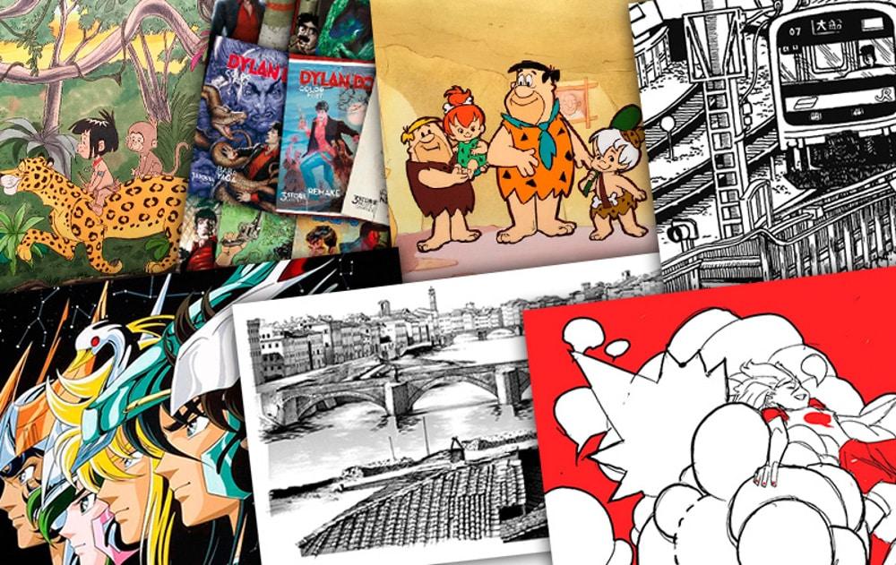 Ecco le mostre del Be Comics! di Padova