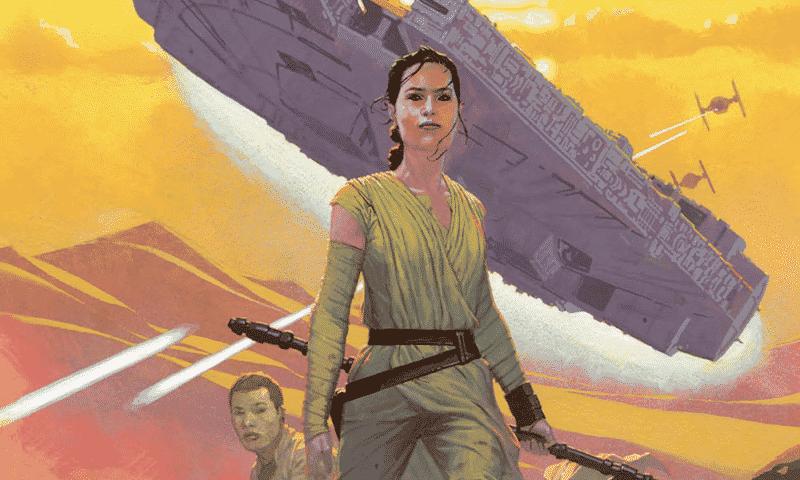 Star Wars: Il Risveglio Della Forza (Wendig, Ross)