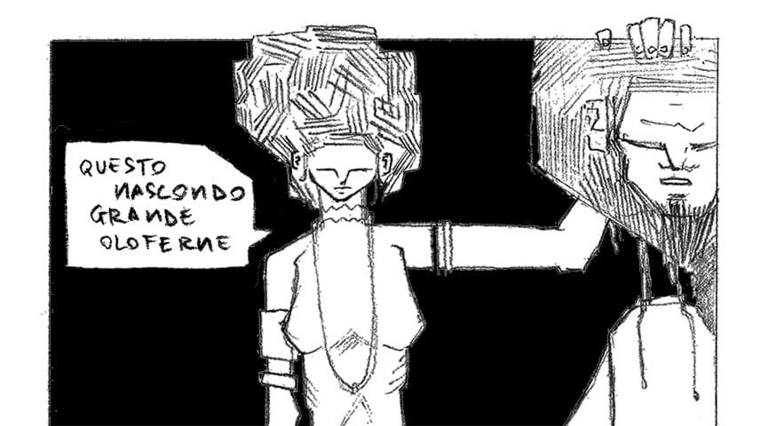 1/9 Comics #1 – Kefir Klimt (Bozzoli)