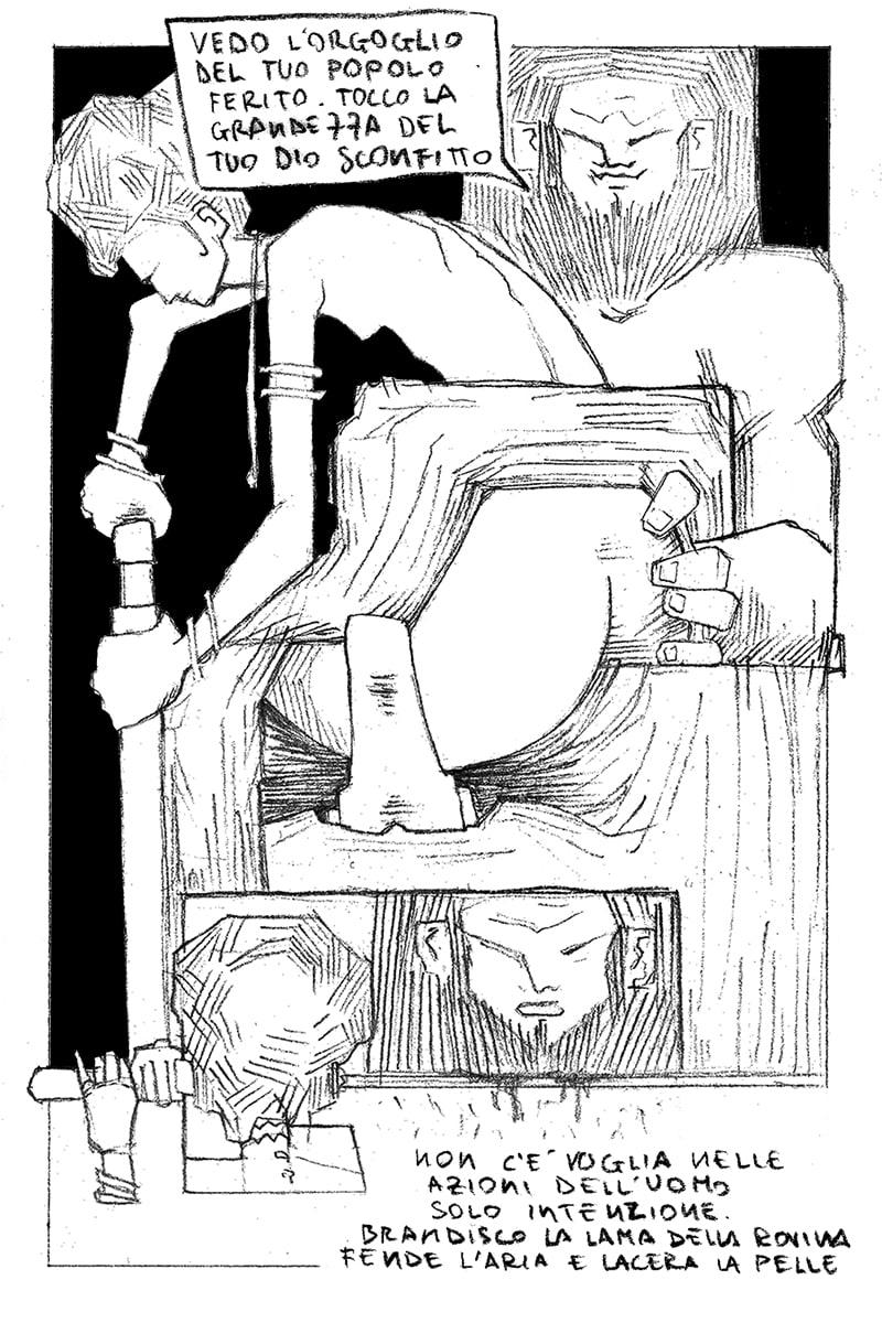 1/9 Comics #1 – Kefir Klimt (Bozzoli)_BreVisioni