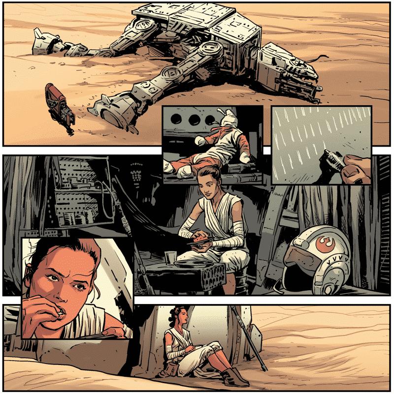 Star Wars: Il Risveglio Della Forza (Wendig, Ross)_BreVisioni
