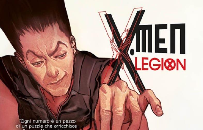 X-Men – Legione 2: Esotico invasivo (Spurrier, Huat, Davidson, Pam)