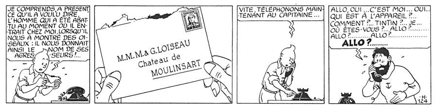 tintin-segreto-liocorno-le-soir-19421113_Recensioni