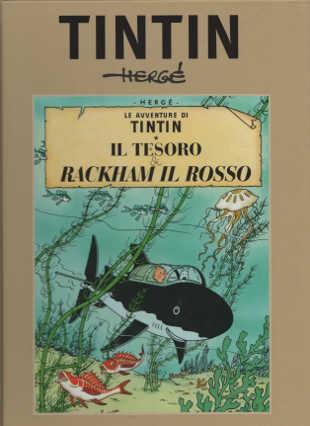 Tintin trova casa grazie al Tesoro di Rackam il Rosso