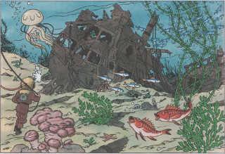 Tintin trova casa grazie al Tesoro di Rackam il Rosso_Recensioni