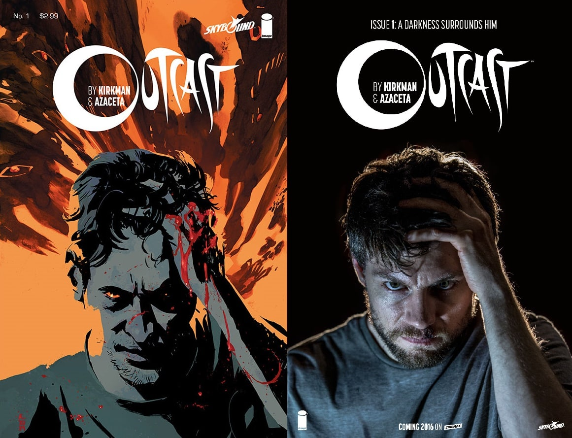 Outcast di Robert Kirkman disponibile su Verticomics