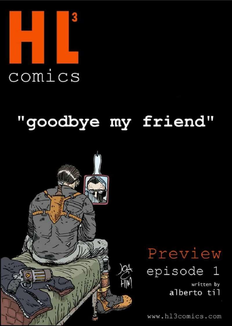 Half-Life 3 Comics, il ritorno di Gordon Freeman