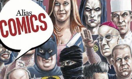 Alias Comics Immagine in evidenza