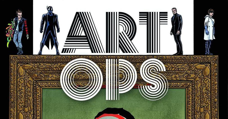 Art Ops #1: l'arte salverà l'arte