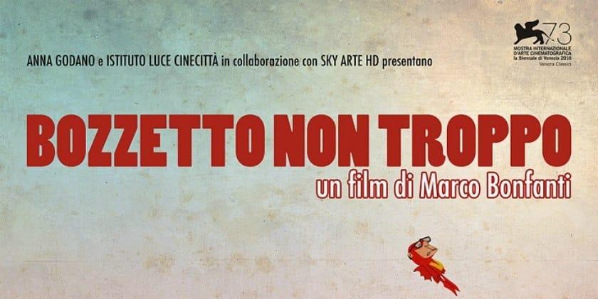 Incontro con Bruno Bozzetto al cinema Kino di Roma