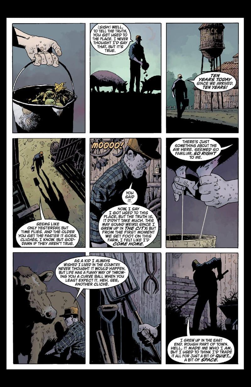 Black Hammer: l'amore di Jeff Lemire per i supereroi_Recensioni