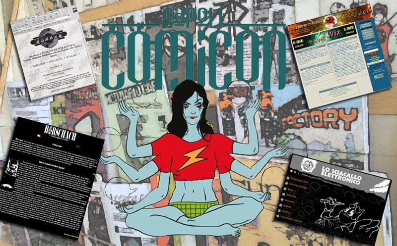 Giochi a fumetti podcast: critica e web