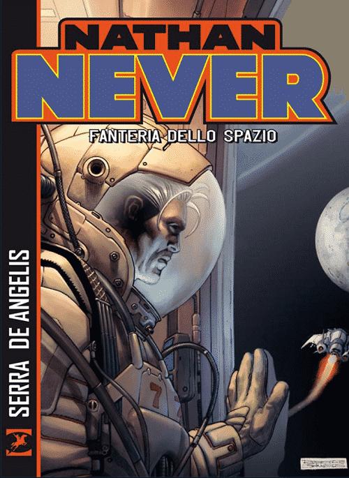 Arriva in libreria Nathan Never: Fanteria dello spazio
