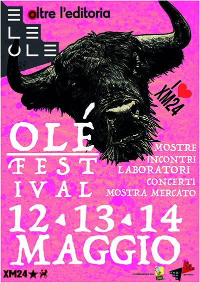Nasce il festival OLÉ – Oltre l'editoria a Bologna
