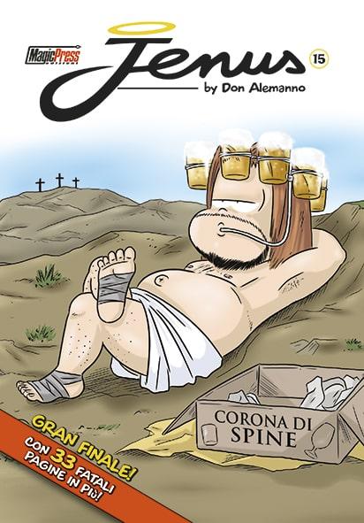 Jenus #15, la fine sottotono della saga di Don Alemanno
