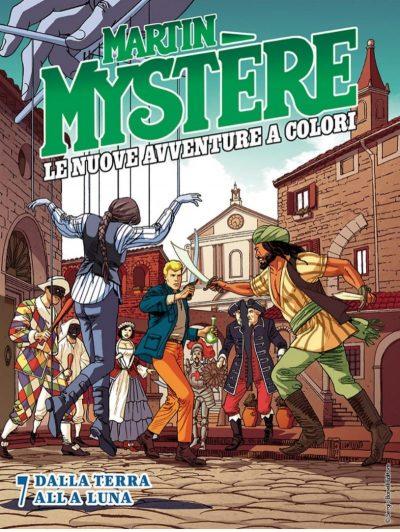 Martin Mystère in anteprima al Napoli Comicon