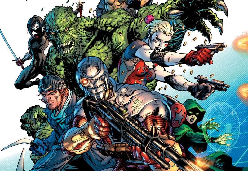 Anteprima di Suicide Squad – Harley Quinn #3