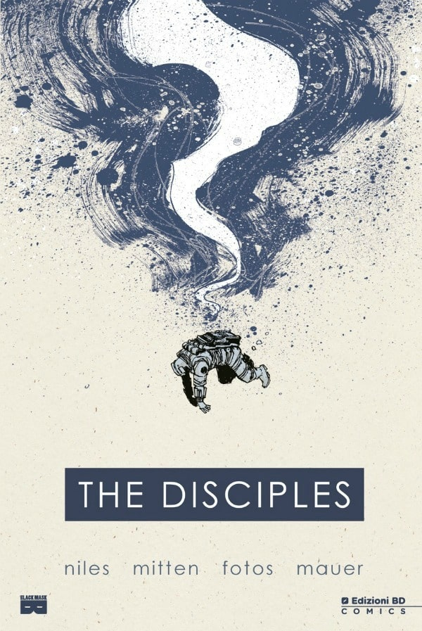 Disponibile The Disciples di Steve Niles per Edizioni BD