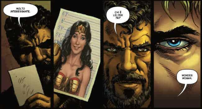 Wonder Woman Rinascita #6 (Rucka, Sharp)
