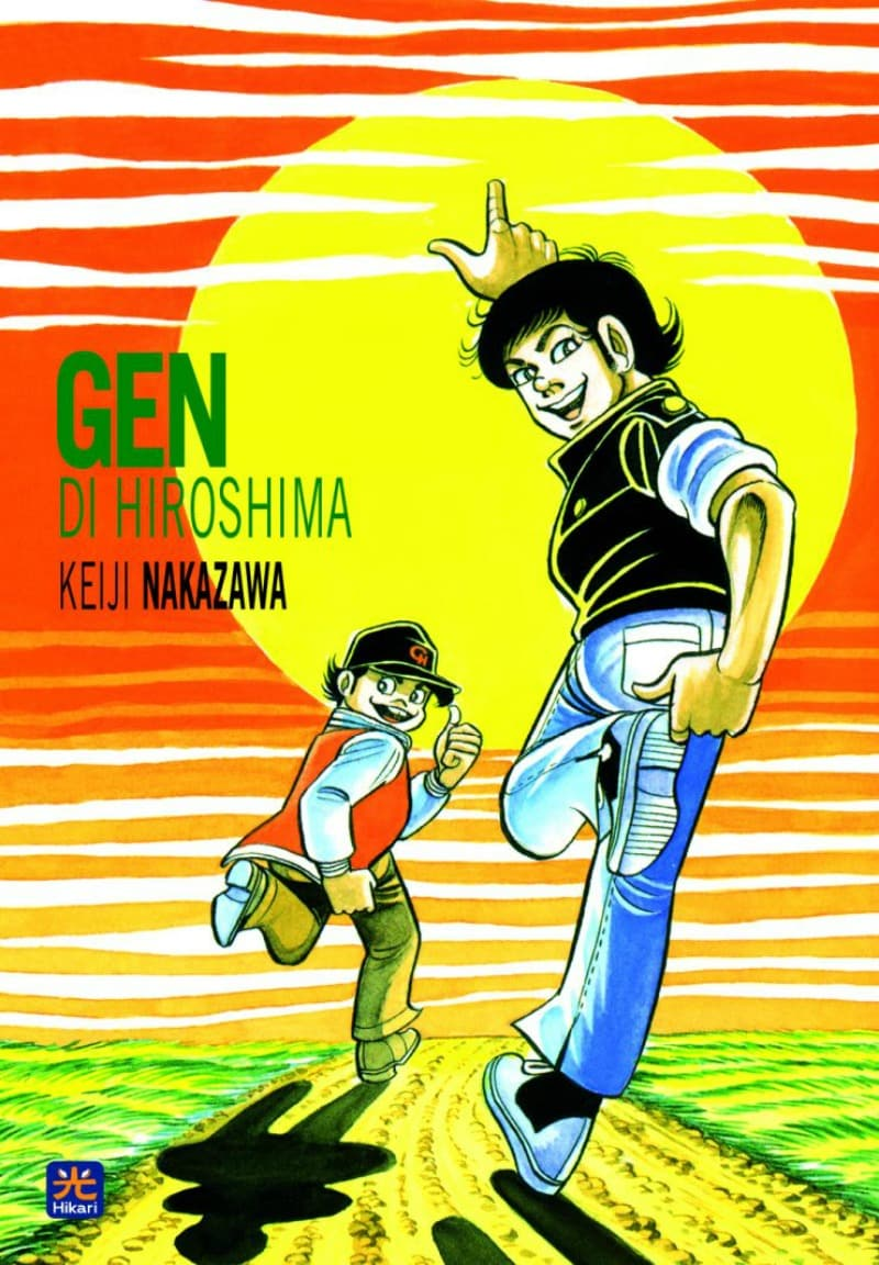 Si chiude la saga di Gen di Hiroshima