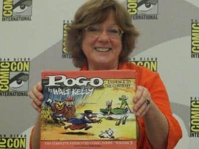 Addio alla cartoonist Carolyn Kelly, figlia di Walt Kelly