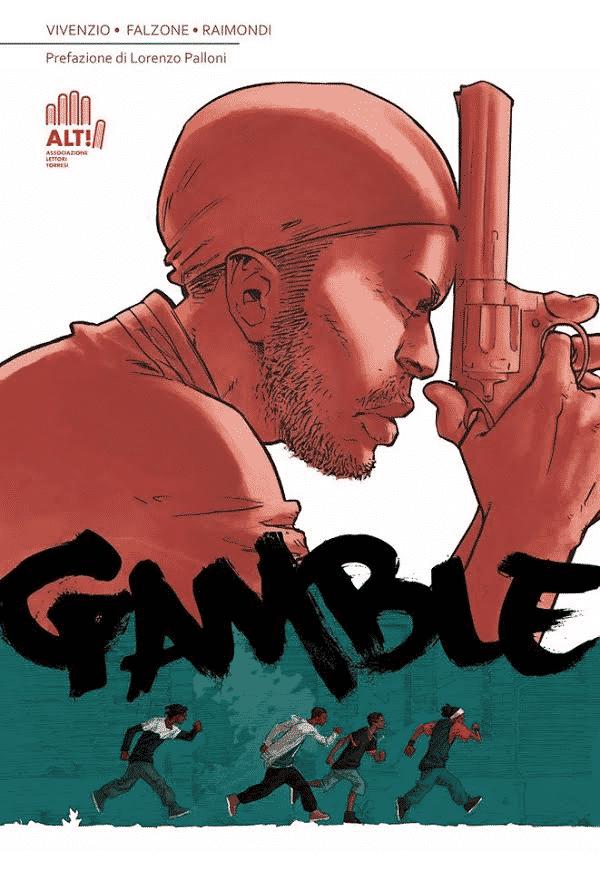 """La Stanza presenta """"Gamble"""" di Vivenzio, Falzone e Raimondi"""