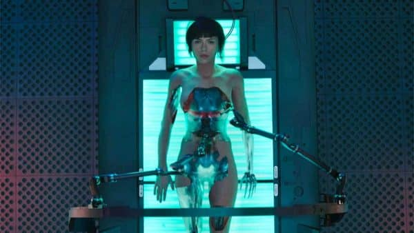 Whedon e i film DC Comics, il merchandise di Ghost in The Shell