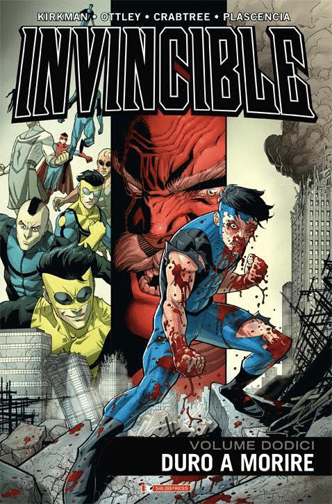 Disponibile il 12° volume di Invincible. Annunciato il film