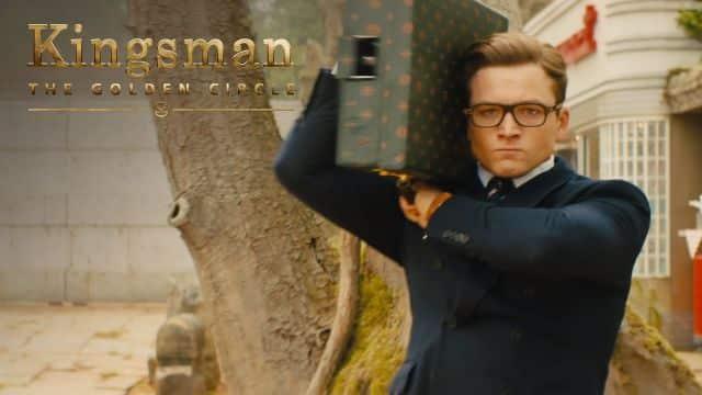 Il primo trailer di Kingsman: The Golden Circle
