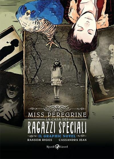 """Dal libro al fumetto: Miss Peregrine e i suoi """"Speciali"""""""