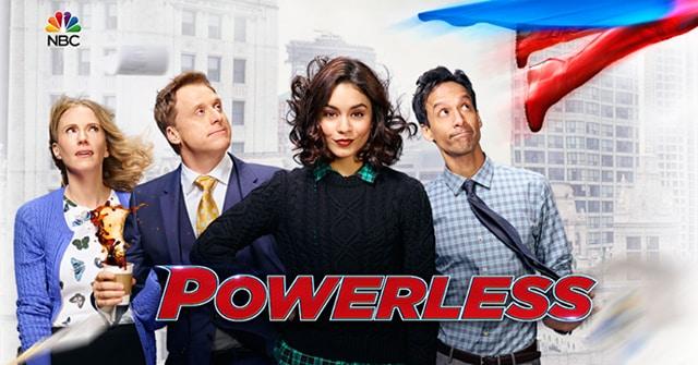 Powerless: la comedy con Vanessa Hudgens verso la cancellazione
